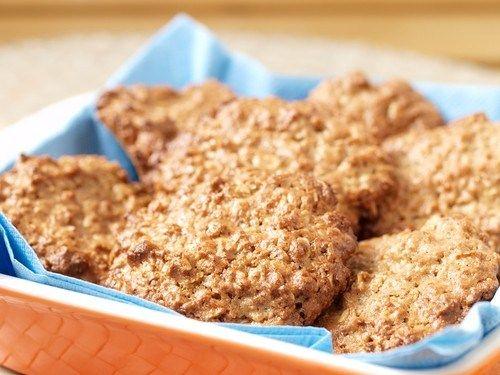 Овсяное печенье с цукини
