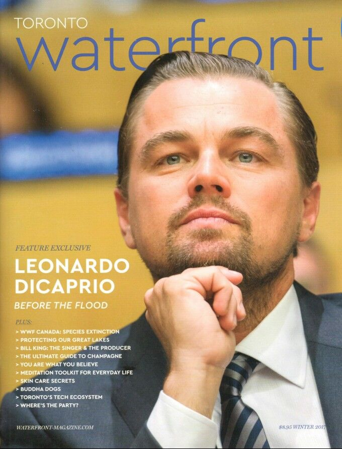 """My article made the front cover in Waterfront Magazine titled """"Skin Care Secrets"""" where I talk about the layering of products for a day and night-time skincare routine. #skincare"""