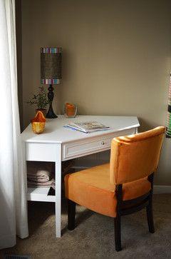 Best 25 Small Corner Desk Ideas On Pinterest Window