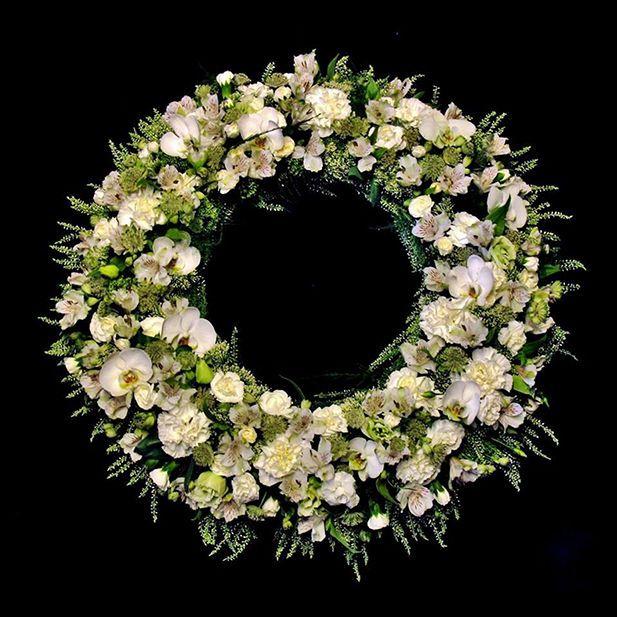Portfolio begravning- norrgardblomsterdekorator.se