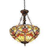 Found it at Wayfair - Victorian 2 Light Byron Inverted Ceiling Pendent