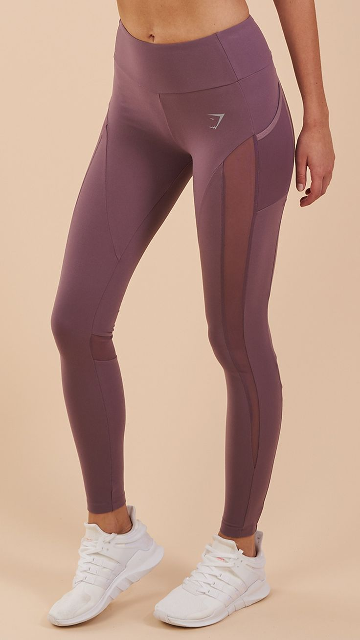 The Women's Sleek Aspire Leggings are the unbelievably stylish wardrobe addition... 2