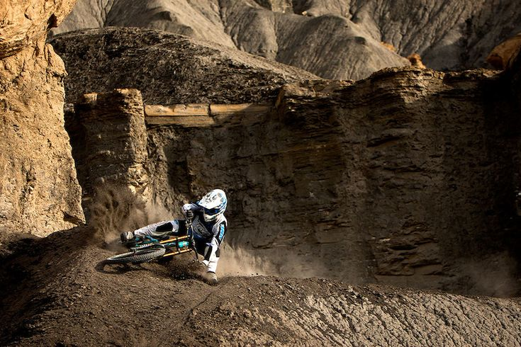 Eliot Jackson in Green River, Utah, United States - photo by yeticycles - Pinkbike