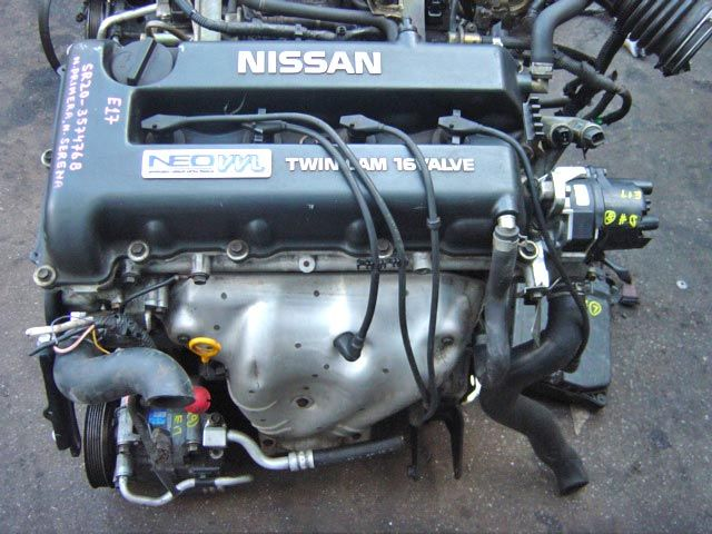 engine code sr20 fits in nissan primera year range