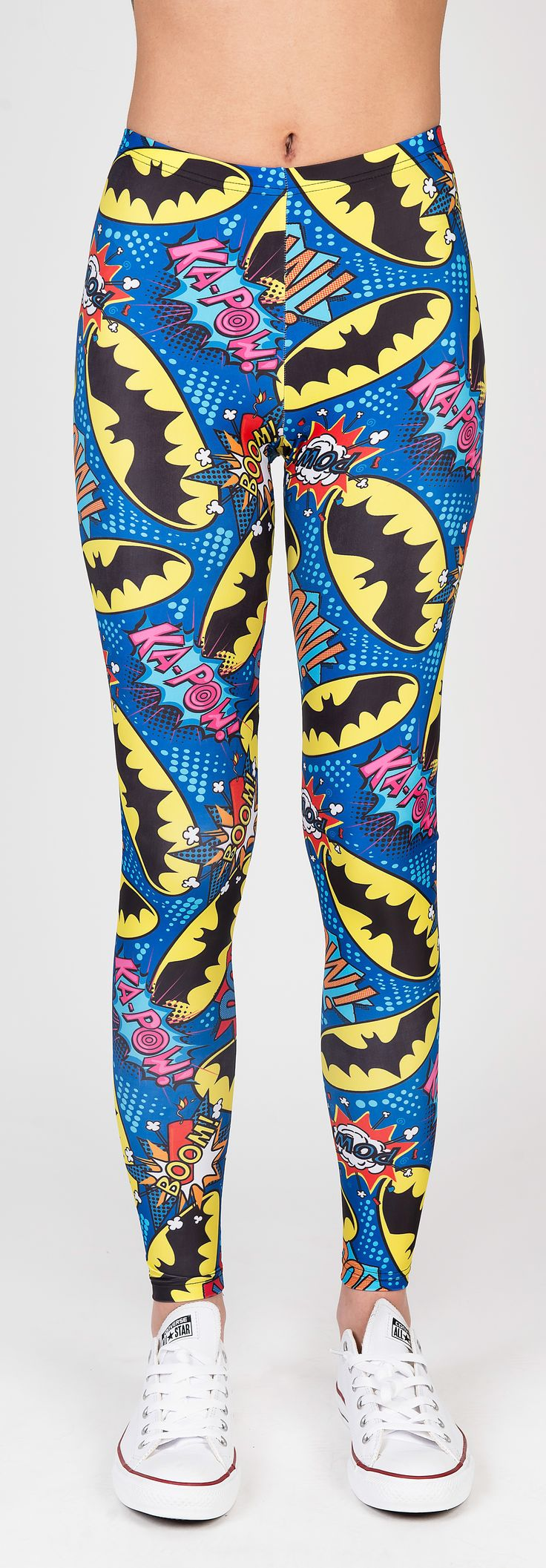 PCP Genesis - batman leggings