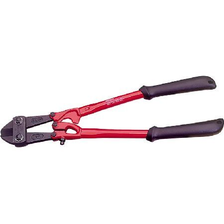 Draper 12` Heavy Duty Centre Cut Bolt Cutter Expert Quality, suitable for cutting high tensile material up to 40 HRC. Jaws hardened to HRC 58-60 to give long life. Centre cut jaw pattern. Grips on handles. Spare jaws are available separately.... http://www.MightGet.com/february-2017-2/draper-12-heavy-duty-centre-cut-bolt-cutter.asp