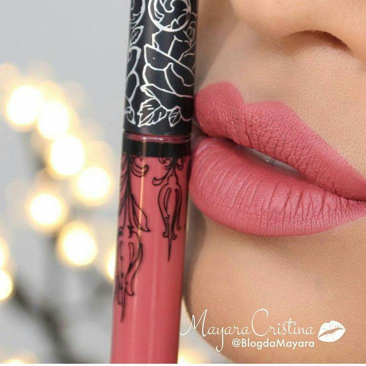 KAT VON D Everlasting Liquid Lipstick - Double dare
