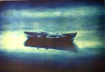 Terje Risberg - Båt IV   Galleri Briskeby