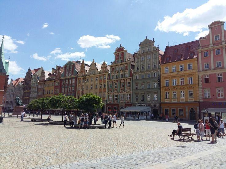 Wroclaw, Rynek