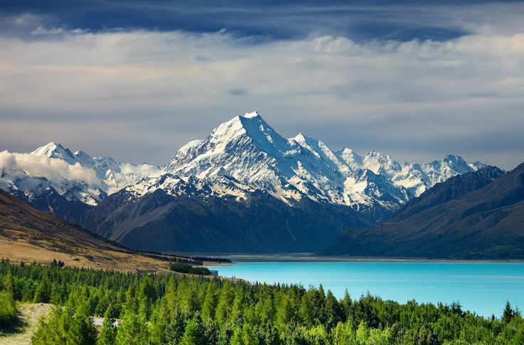 Mount Cook - One of the best climbs in Oceania #travel