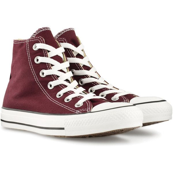 converse shoes high tops. converse seasonal hi shoes ($34) ❤ liked on polyvore featuring shoes, sneakers, converse high tops