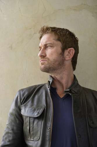 Gerard Butler OHF press...yowza!