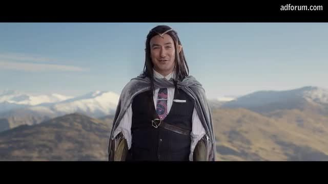 "#1 ""The Most Epic Safety Video Ever Made"" for Air New Zealand (by True) #Advertising #Creative #Travel"