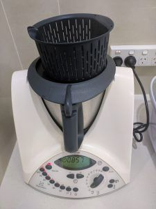 Thermomix 31- an awesome kitchen gadget that makes delicious healthy food and saves time and money in a long run.