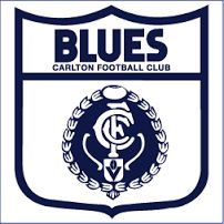 Image result for carlton football club badges