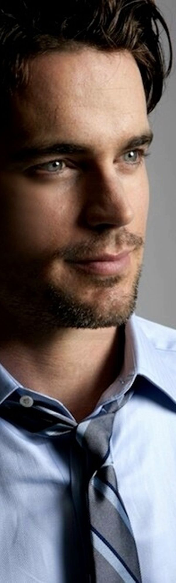 Matt Bomer. It should be illegal to be this good looking! :)                                                                                                                                                      More