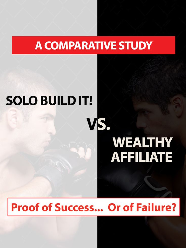 When Wealthy Affiliate reviews began to claim that they offer more solopreneur success than Solo Build It!/SBI!/Site Build It!, we here at SiteSell started to dig and uncovered the truth...