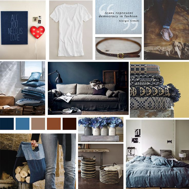 This Mood Board Will Help You Design A Room That Is As Comfortable As Your Favorite
