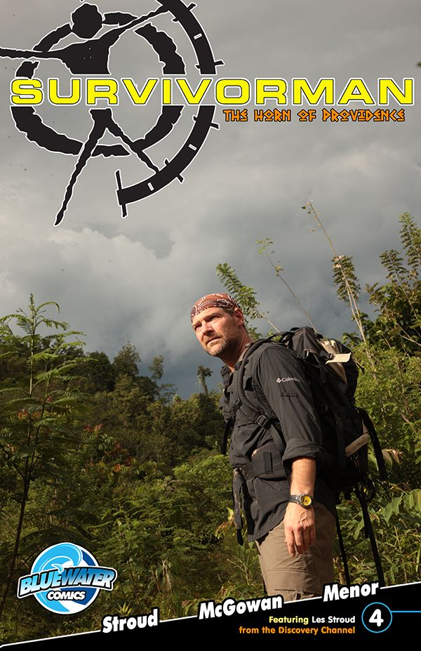 Les Stroud's: Suvivorman: The Horn of Providence #$ COMING SOON