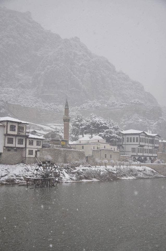 Amasya - TURKEY