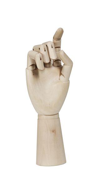 Hay - Wooden Hand - L