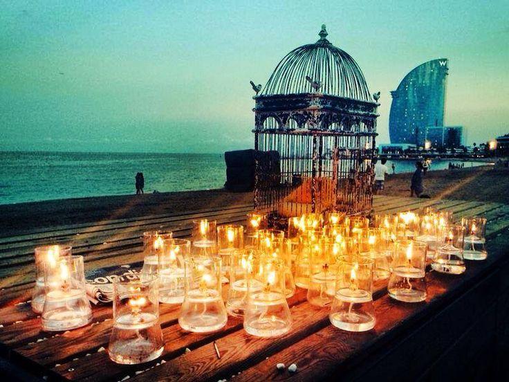 Iluminate it! chiringuito and beachbar Barcelona