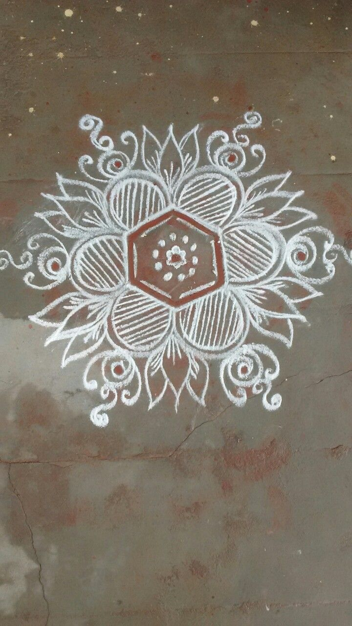 597 best images about rangoli on pinterest mandalas for Floor rangoli design