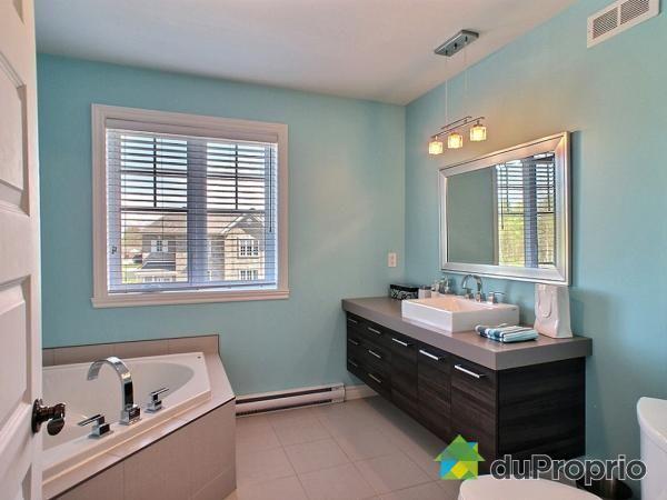 Jumelé à vendre St-Étienne-De-Lauzon, 597, avenue Albert-Rousseau, immobilier Québec   DuProprio   520873