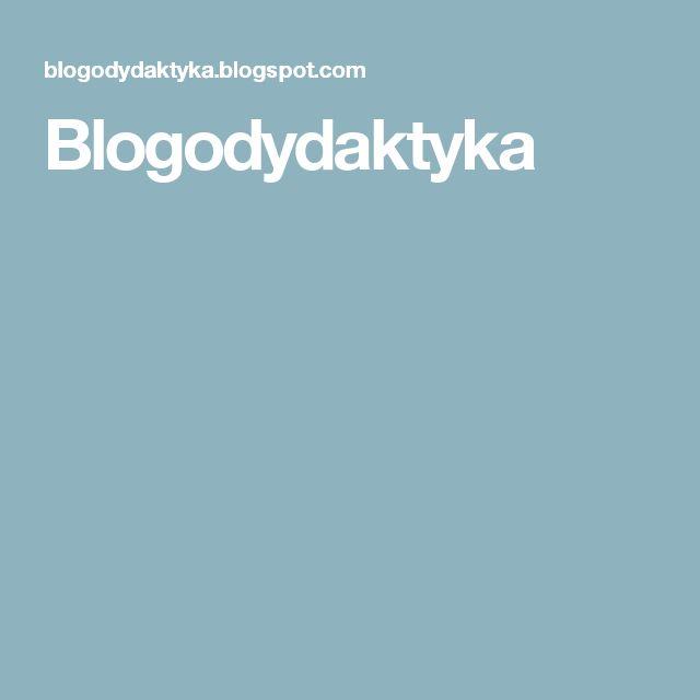 Blogodydaktyka