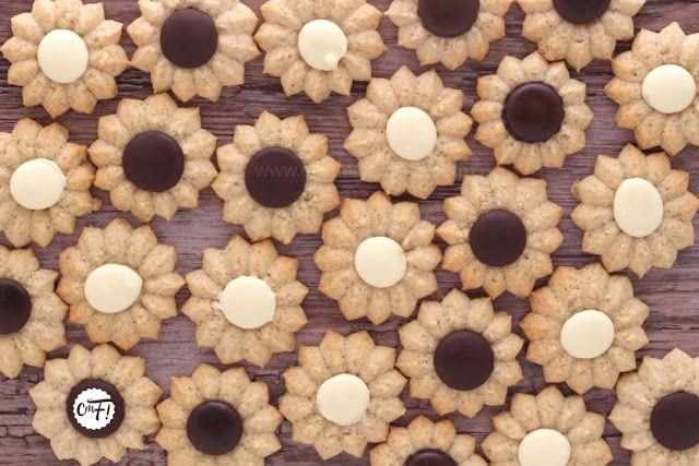 C'est ma fournée !: Les sablés pour presse à biscuits. +++
