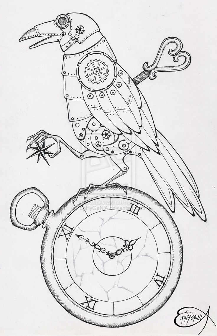 http://www.bing.com/images/search?q=free steampunk coloring pages