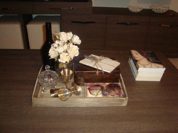 Coffe Table decoration