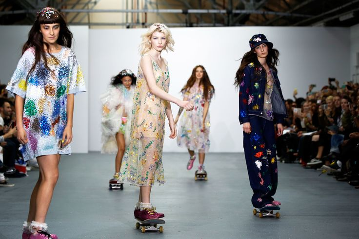 Ashish SS16 - graffiti & streetwear influences