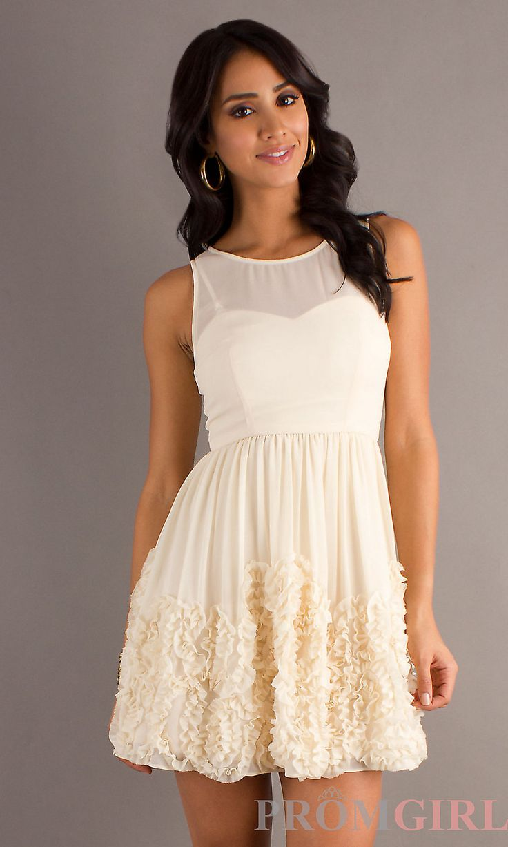 Short Night Dress for Teens