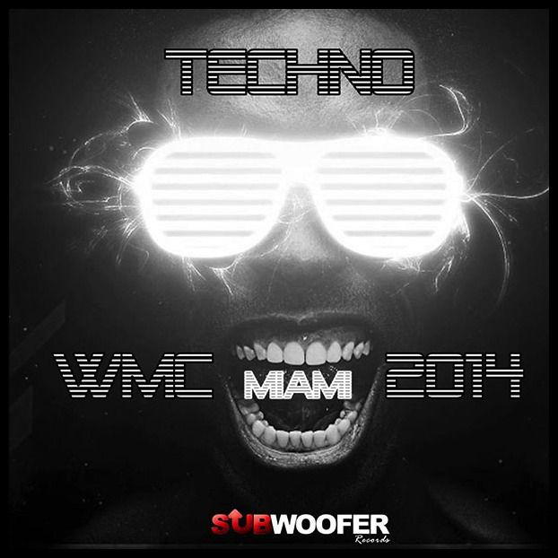 "Subwoofer Techno WMC Miami 2014 feat. DJ Style ""Sheer Brute Force"". For the WMC 2014 in Miami, we have made a special compilation, 46 new tracks, great artists together in an explosive compilation, a real bomb not to be missed, here there is music for all best techno clubs around the world, here there is great techno, yeahhh... let's techno! At #1 on iTunes DJ Style Top Songs chart and #12 on Beatport Top 100 Hardcore / Hard Techno Releases chart!"