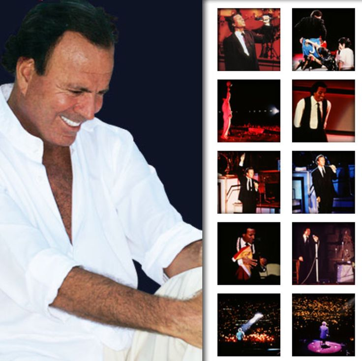 JULIO IGLESIAS A WONDERFUL MAN WONDERFUL MUSIC  WONDERFUL LIFE