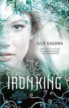 Iron Fey series by Julie Kagawa.  The Iron King (Bk. 1), The Iron Daughter (Bk. 2), The Iron Queen (Bk. 3), The Iron Knight (Bk. 4)