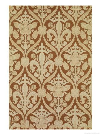 Fleur de lis: Wall Patterns, Furniture Rooms Design, De Lis Lik, Crackle Paintings, Flower Li Wall, Fleur De Lis, Cole And Sons, Silver Wall, Wallpapers Design