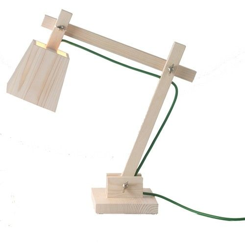 houten bureaulamp - Google zoeken