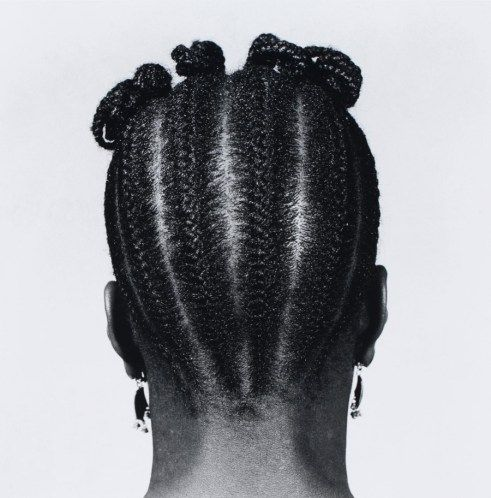 1970s beads and braids | 16 Stunning Photos of Natural Nigerian Hairstyles From the 1960s and ...
