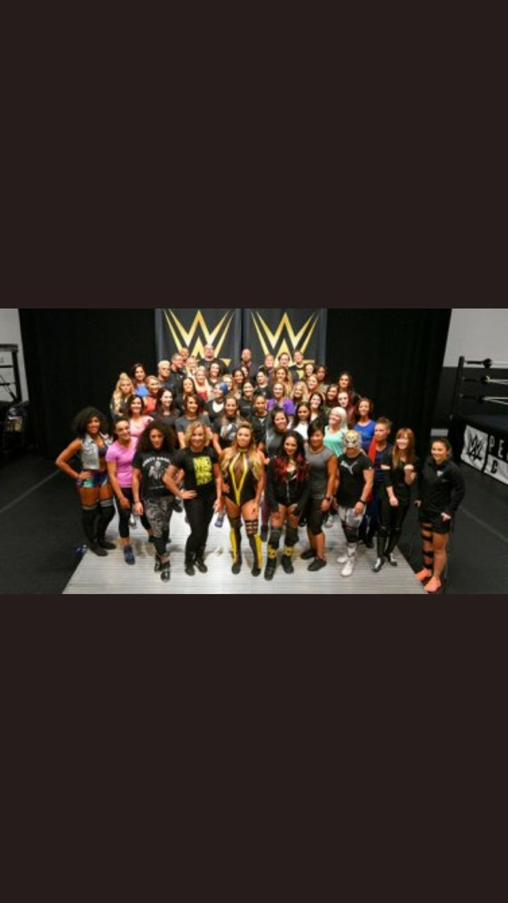 32 Women in the WWE Mae Young Classic Tournament! Womens Wrestling is taking over 😍😄