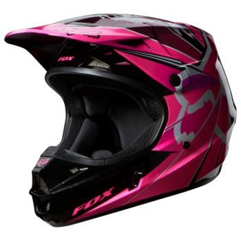 FOX - 2014 Women's V1 Radeon Off-Road Motorcycle Helmet - Dirt Bike - Off-Road - Helmets - Women's - Cycle Gear