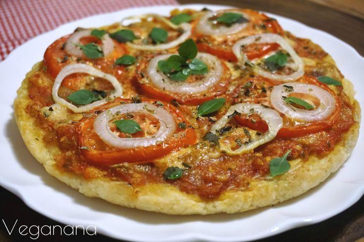 Esta pizza não pode ser mais simples de fazer. Rapidinho você tem uma deliciosa pizza pronta para servir. Você pode fazer a versão integral...