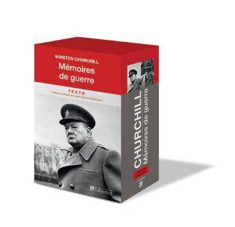 Mémoires de guerre : Tomes 1 et 2 - Winston Churchill