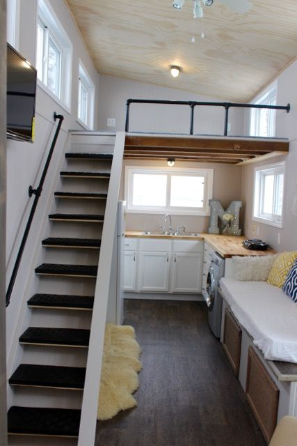 From: Tinyhouse.com Relax Shack (Red) Tiny House on Wheels.