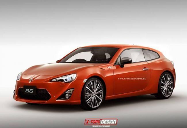 Inikah Calon Keluarga Baru Toyota 86? - Vivaoto.com - Majalah Otomotif Online
