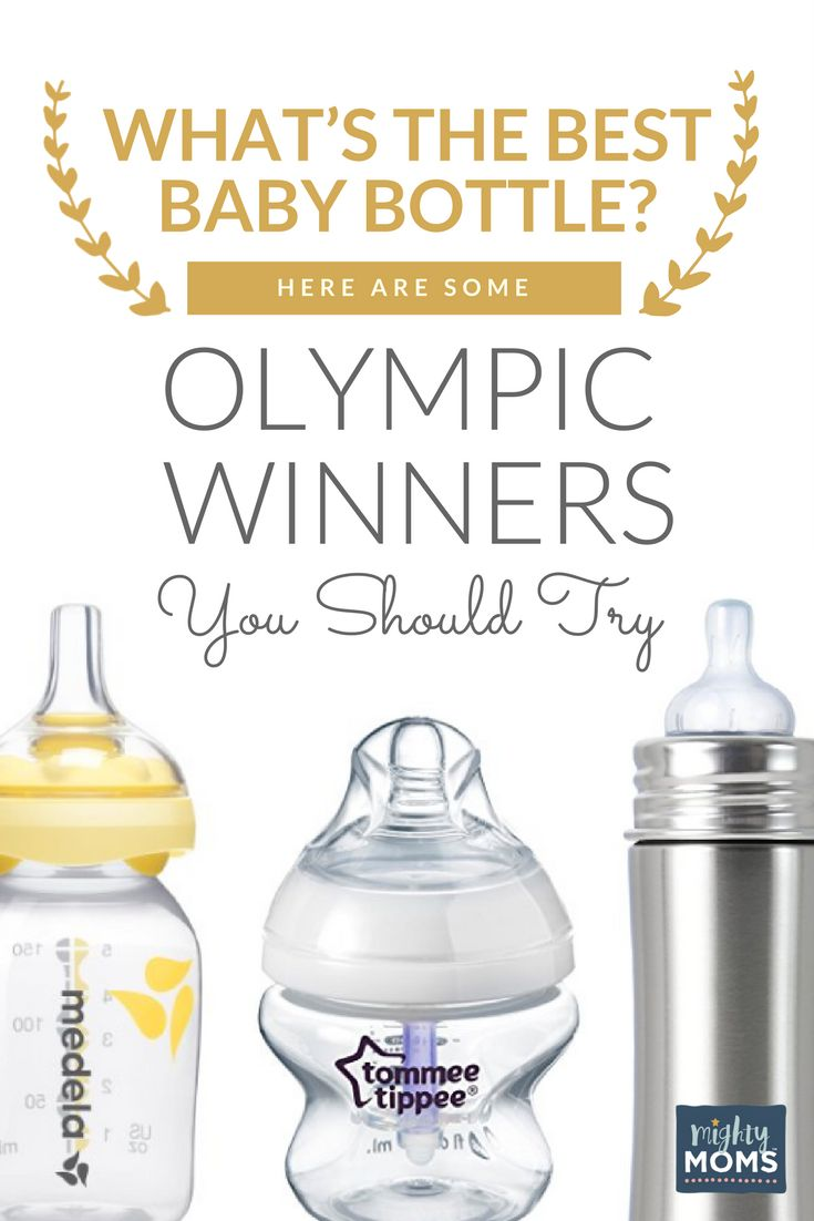 What's the Best Baby Bottle? Here Are Some Olympic Winners You Should Try http://www.mightymoms.club/best-baby-bottle/?utm_campaign=coschedule&utm_source=pinterest&utm_medium=Mighty%20Moms&utm_content=What%27s%20the%20Best%20Baby%20Bottle%3F%20Here%20Are%20Some%20Olympic%20Winners%20You%20Should%20Try