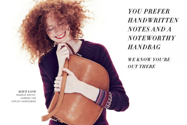 You prefer handwritten notes and a noteworthy handbagReal People, Jcrew Bags, J Crew Fall, Ads Campaigns, Street Style, Advertising Campaigns, Fall 2012, Jcrew Fall, Jcrew Ads