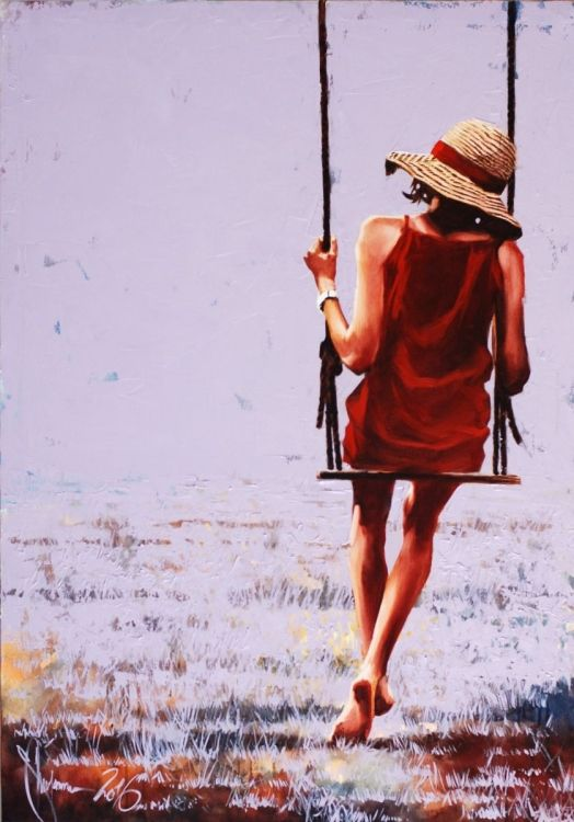 July. Kent. (2016) Oil painting by Igor Shulman   Artfinder