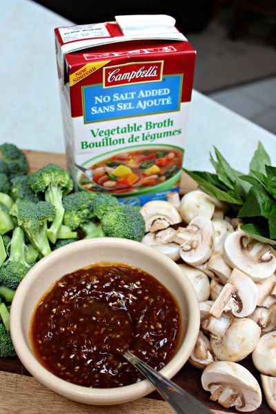 Campbells Vegetable Broth